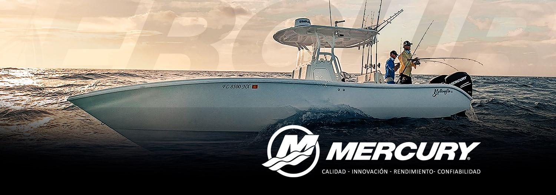 Motores Mercury Costa Rica