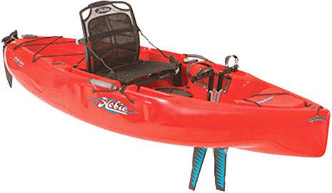 hobie kayak rojo