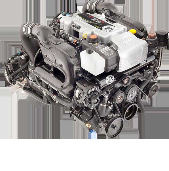 Motor Mercury MerCruiser